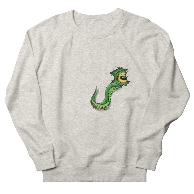 Octopus In Need Of A Hug Men's French Terry Sweatshirt by Hadeda Creative's Artist Shop