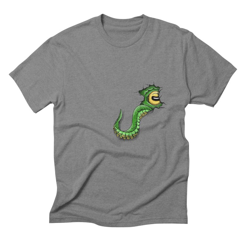 Octopus In Need Of A Hug Men's Triblend T-Shirt by Hadeda Creative's Artist Shop