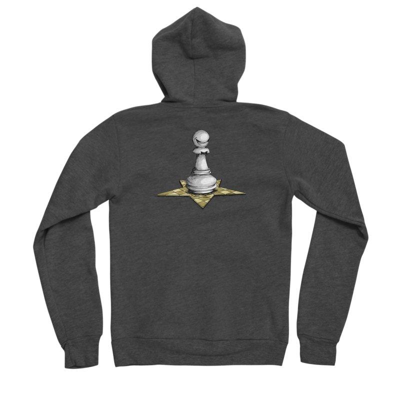 Pawn Star Men's Zip-Up Hoody by Hadeda Creative's Artist Shop