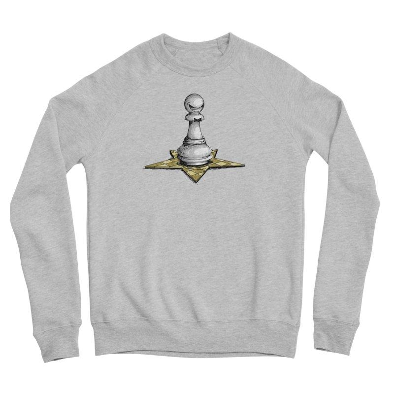 Pawn Star Men's Sponge Fleece Sweatshirt by Hadeda Creative's Artist Shop