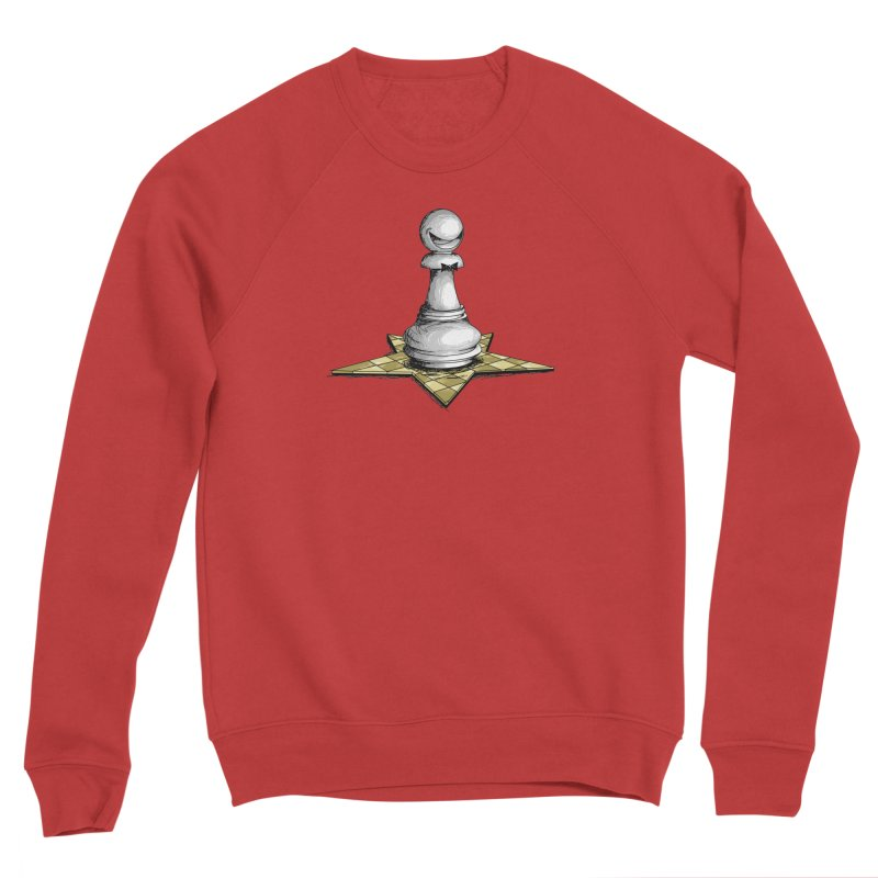 Pawn Star Women's Sponge Fleece Sweatshirt by Hadeda Creative's Artist Shop