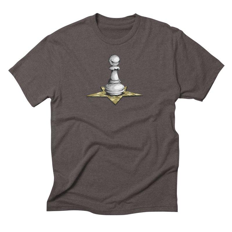 Pawn Star Men's Triblend T-Shirt by Hadeda Creative's Artist Shop