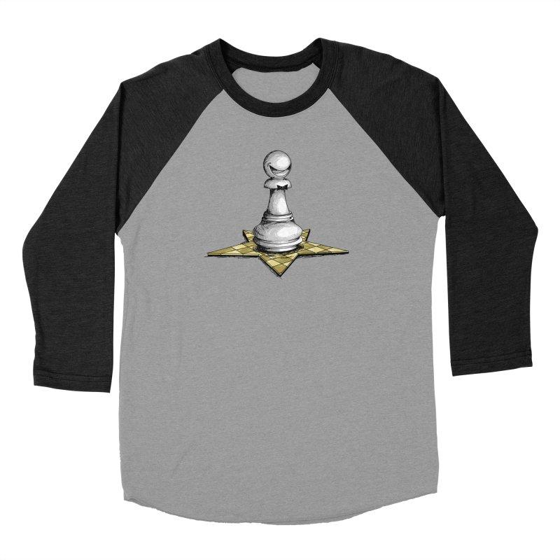 Pawn Star Women's Baseball Triblend Longsleeve T-Shirt by Hadeda Creative's Artist Shop