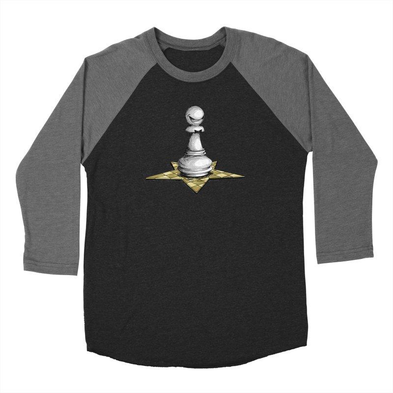 Pawn Star Men's Baseball Triblend Longsleeve T-Shirt by Hadeda Creative's Artist Shop