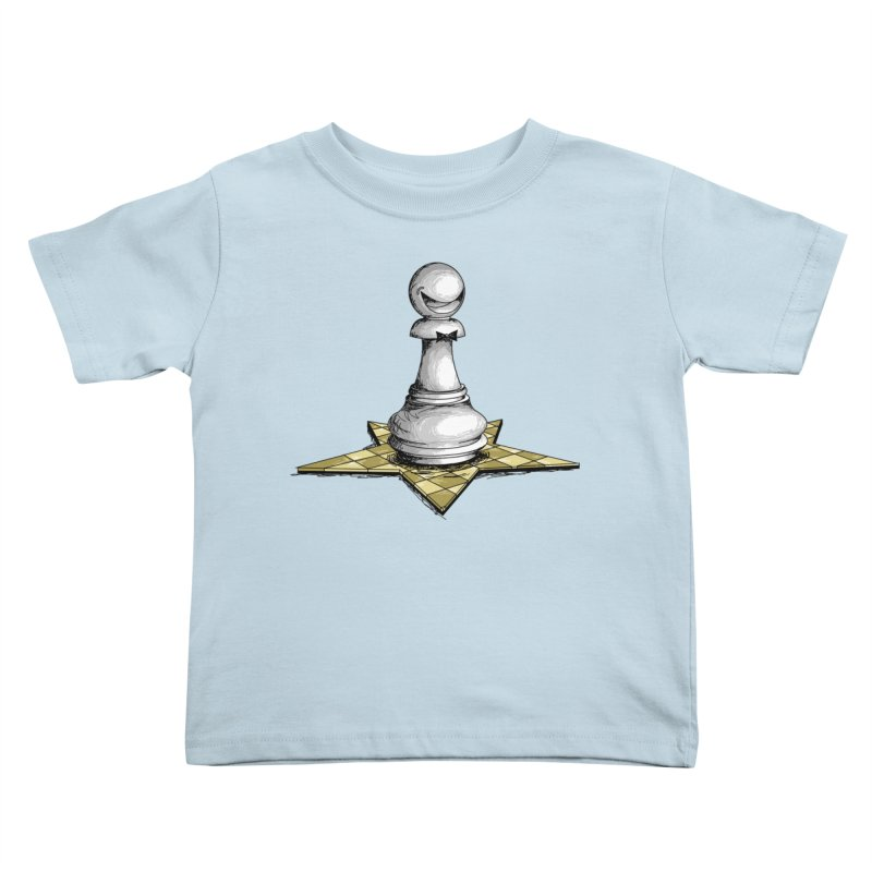 Pawn Star Kids Toddler T-Shirt by Hadeda Creative's Artist Shop