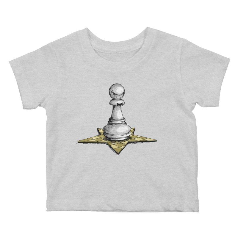 Pawn Star Kids Baby T-Shirt by Hadeda Creative's Artist Shop