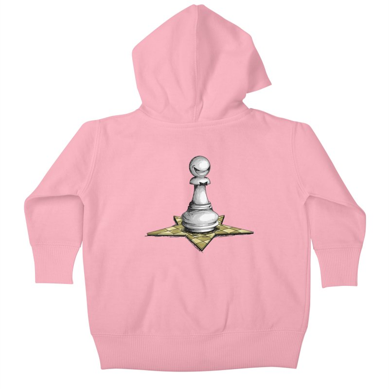 Pawn Star Kids Baby Zip-Up Hoody by Hadeda Creative's Artist Shop