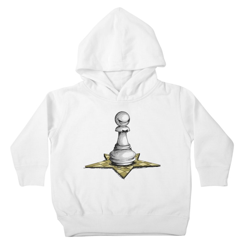 Pawn Star Kids Toddler Pullover Hoody by Hadeda Creative's Artist Shop