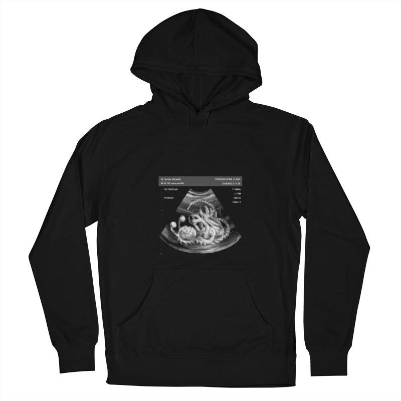 Monster Ultrasound Men's Pullover Hoody by Hadeda Creative's Artist Shop
