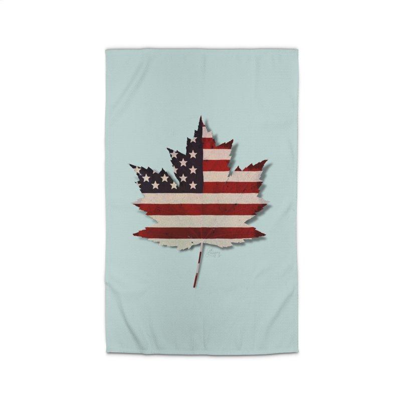 USA Maple Home Rug by Hadeda Creative's Artist Shop