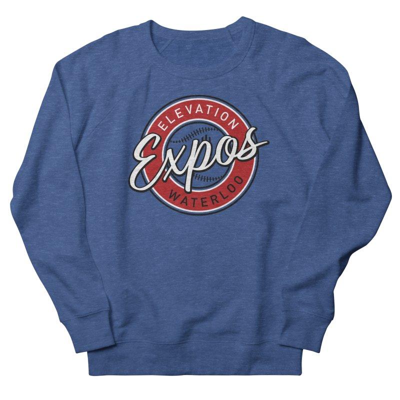 Elevation Expos Men's Sweatshirt by Hadeda Creative's Artist Shop