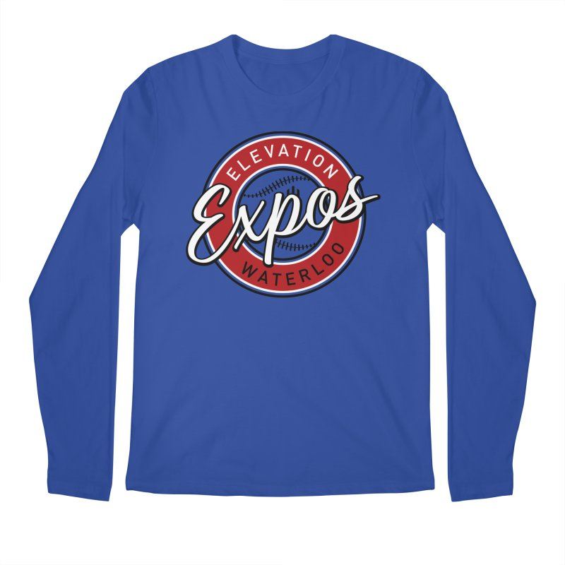 Elevation Expos Men's Regular Longsleeve T-Shirt by Hadeda Creative's Artist Shop
