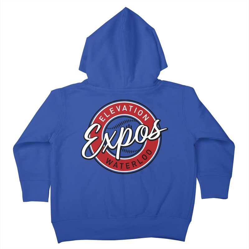 Elevation Expos Kids Toddler Zip-Up Hoody by Hadeda Creative's Artist Shop
