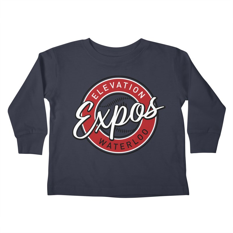 Elevation Expos Kids Toddler Longsleeve T-Shirt by Hadeda Creative's Artist Shop