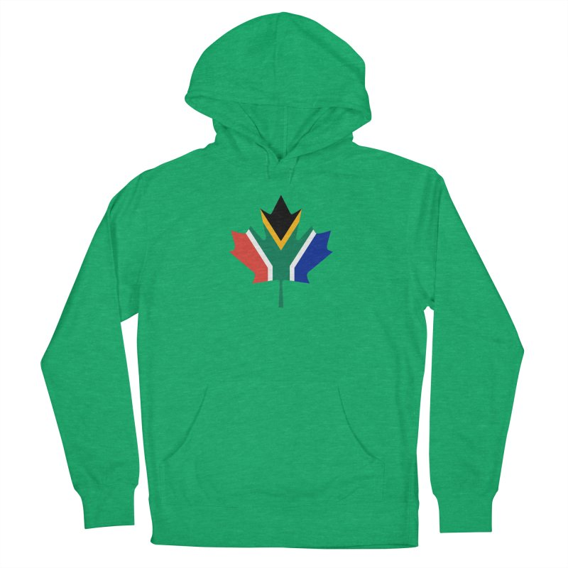SA Maple Women's Pullover Hoody by Hadeda Creative's Artist Shop