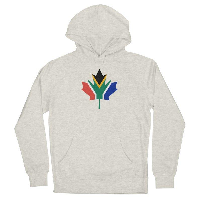 SA Maple Men's Pullover Hoody by Hadeda Creative's Artist Shop