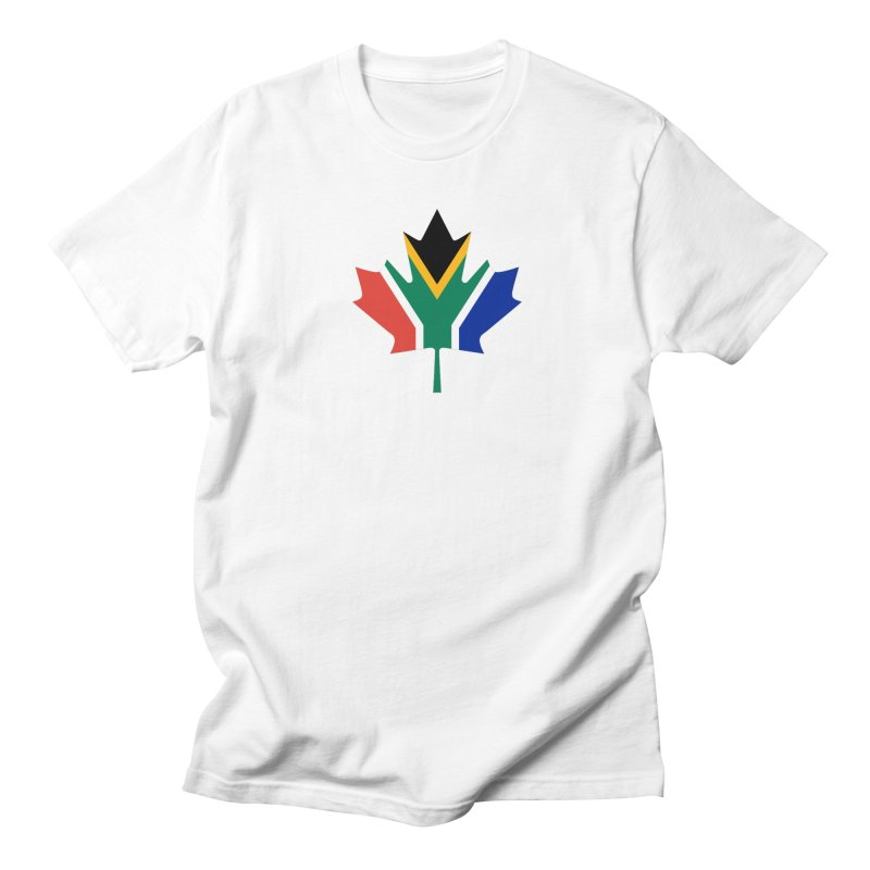 SA Maple Men's Regular T-Shirt by Hadeda Creative's Artist Shop