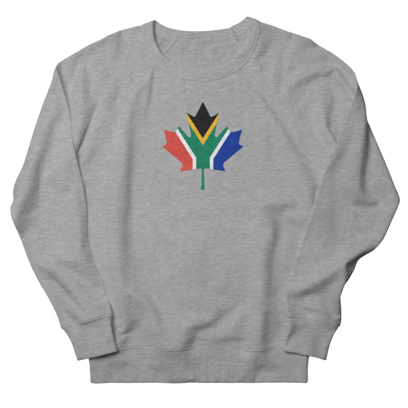 SA Maple Men's Sweatshirt by Hadeda Creative's Artist Shop