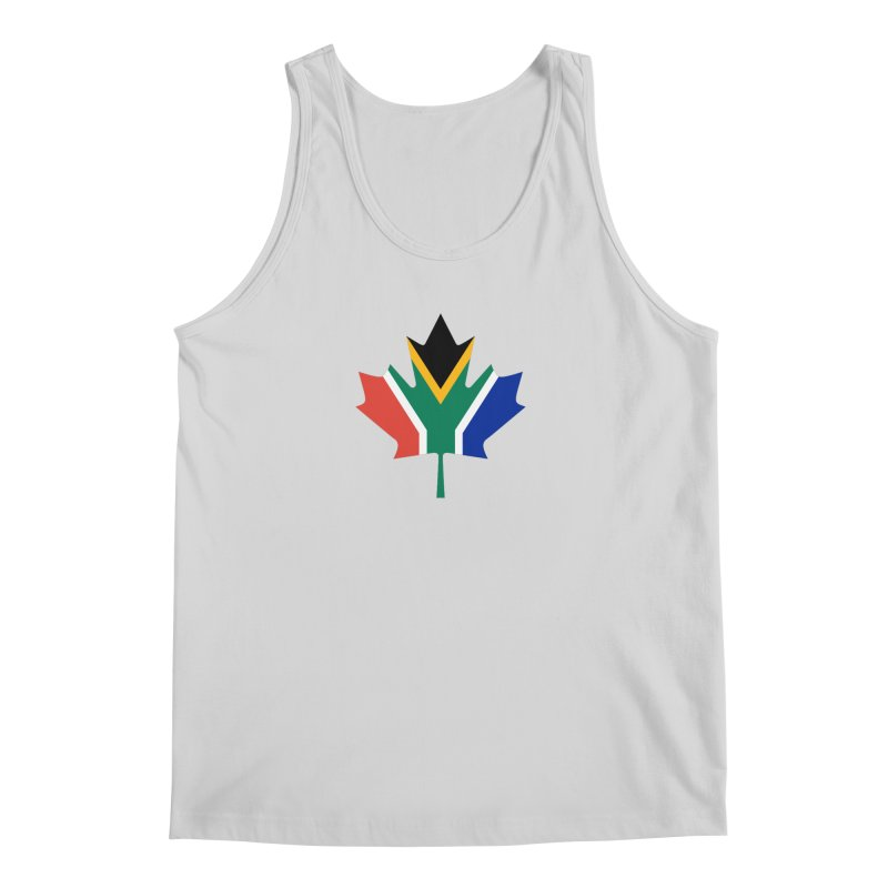 SA Maple Men's Tank by Hadeda Creative's Artist Shop