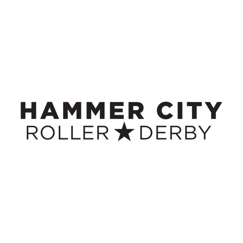 HCRD Banner None  by Hammer City Roller Derby