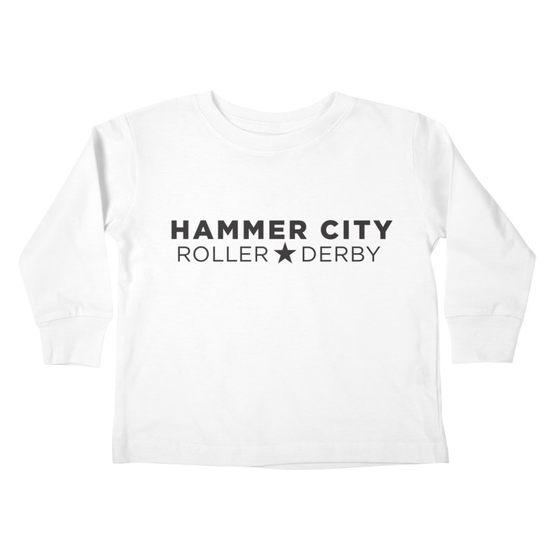 HCRD Banner Kids  by Hammer City Roller Derby