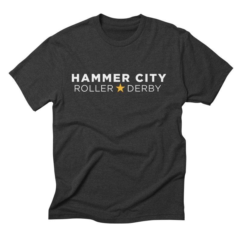 HCRD Banner Men's  by Hammer City Roller Derby