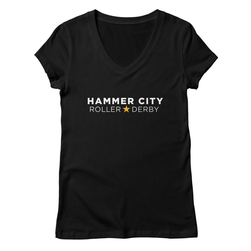 HCRD Banner Women's  by Hammer City Roller Derby
