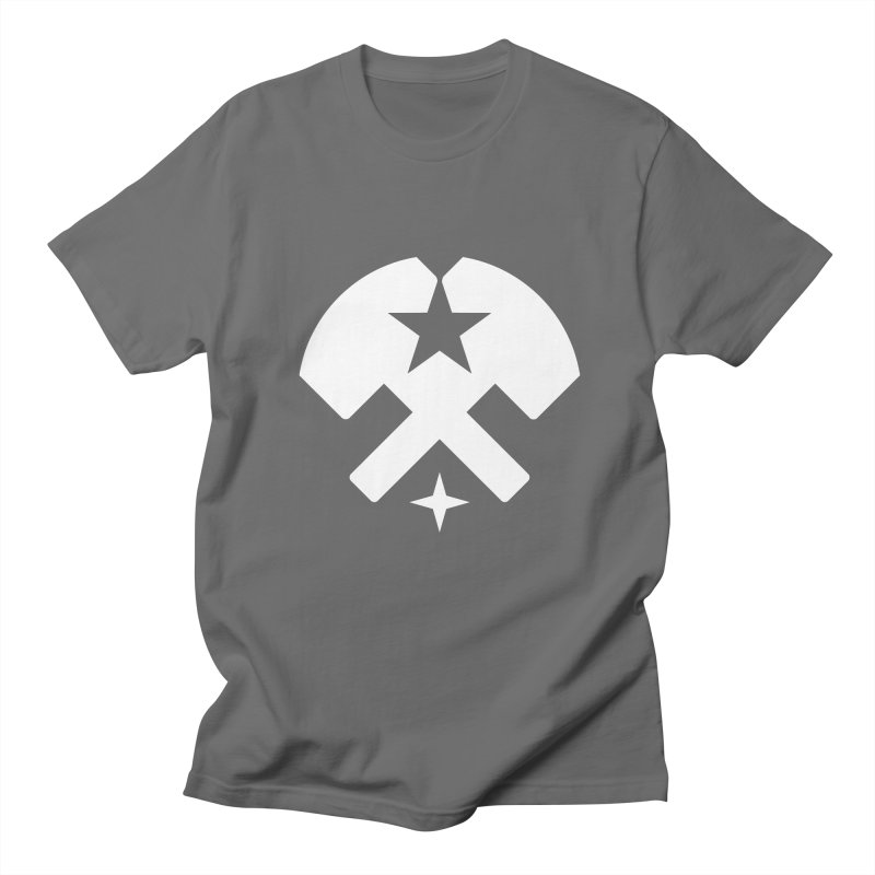 HCRD Stars and Hammers Men's Regular T-Shirt by Hammer City Roller Derby