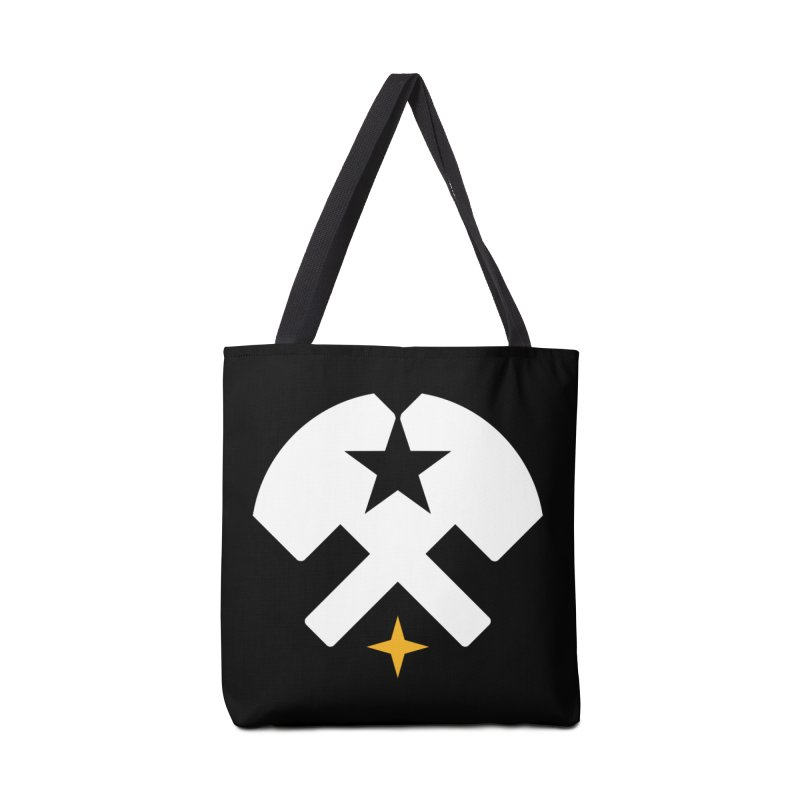 HCRD Stars and Hammers Accessories Bag by Hammer City Roller Derby