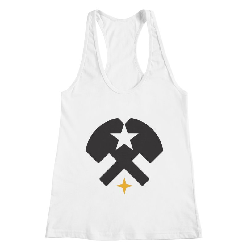 HCRD Stars and Hammers Women's Tank by Hammer City Roller Derby