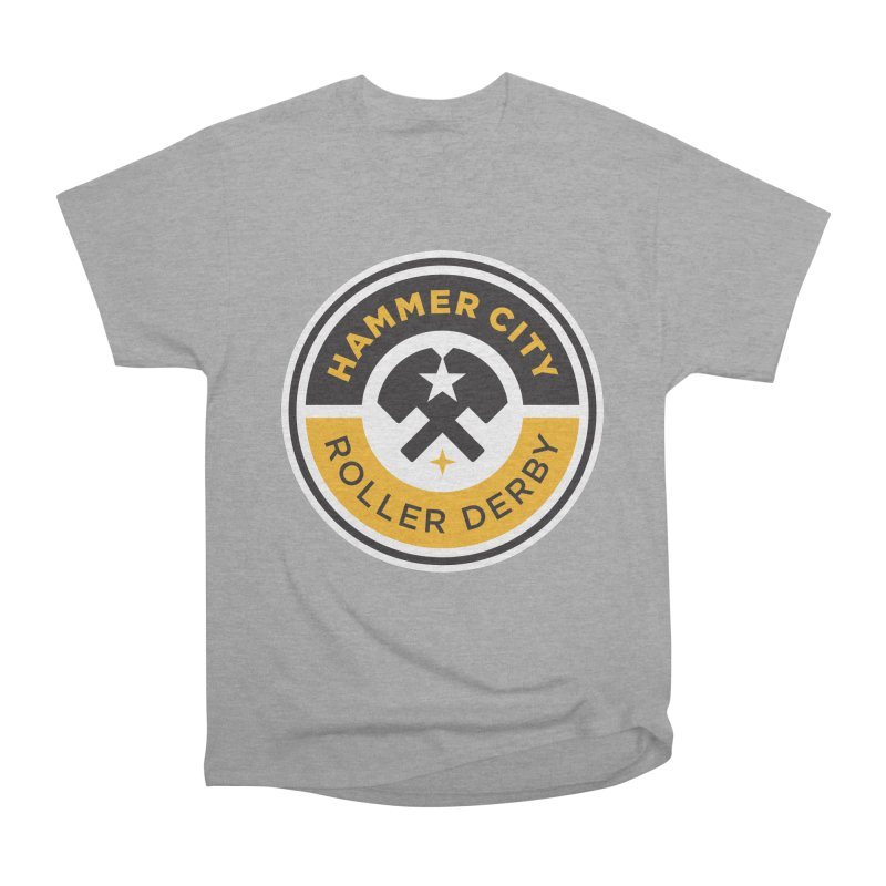 HCRD official logo Women's Classic Unisex T-Shirt by Hammer City Roller Derby