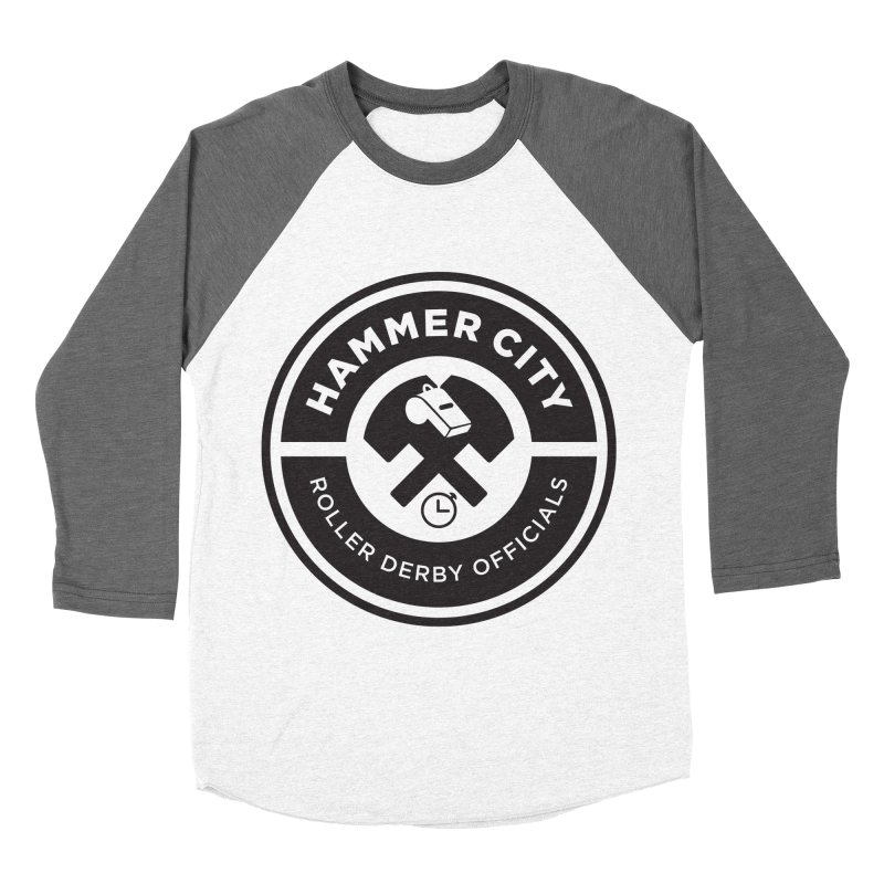Men's None by Hammer City Roller Derby