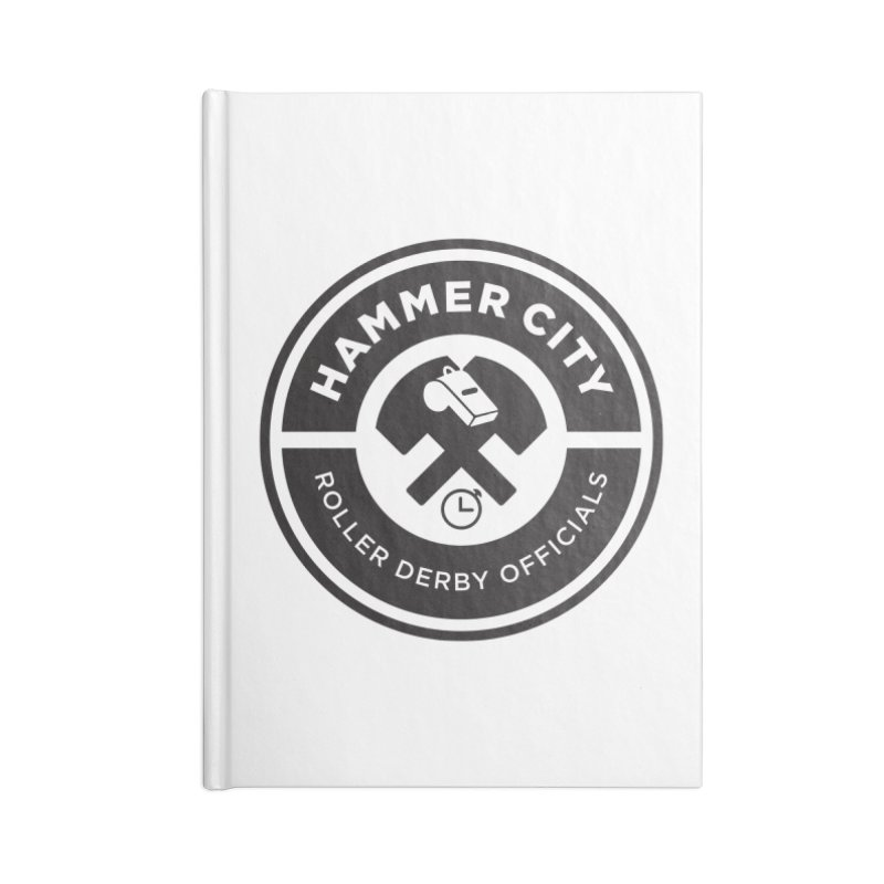 HCRD OFFICIALS Logo Accessories  by Hammer City Roller Derby
