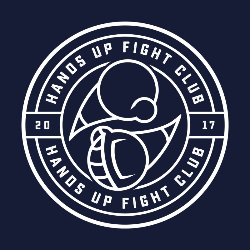 Hands Up Fight Club Logo by Hands Up Fight Club