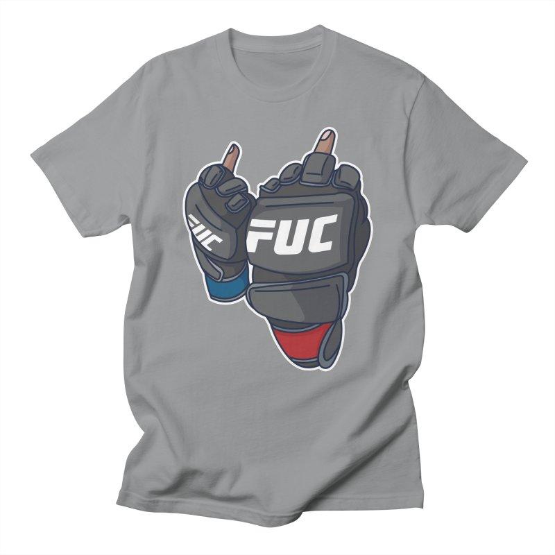 2 Big Birds Women's Regular Unisex T-Shirt by Hands Up Fight Club