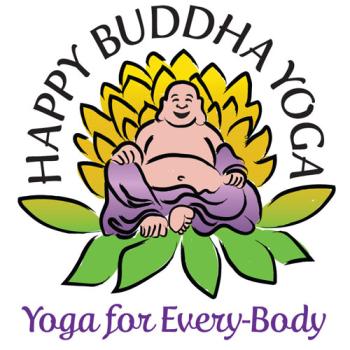 HappyBuddhaYoga's Artist Shop Logo