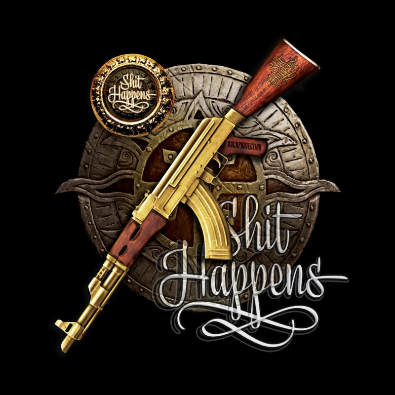 Shit Happens by HappyRonin's Artist Shop