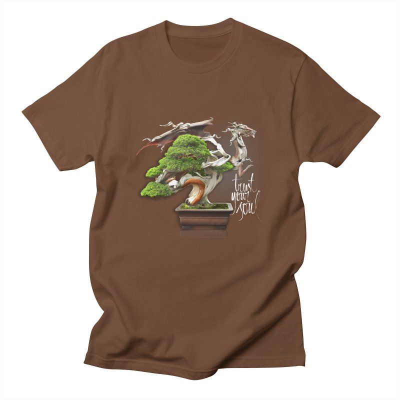 Bonsai Dragon Women's T-Shirt by HappyRonin's Artist Shop