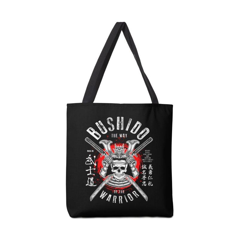 Bushido 1 Accessories Bag by HappyRonin's Artist Shop