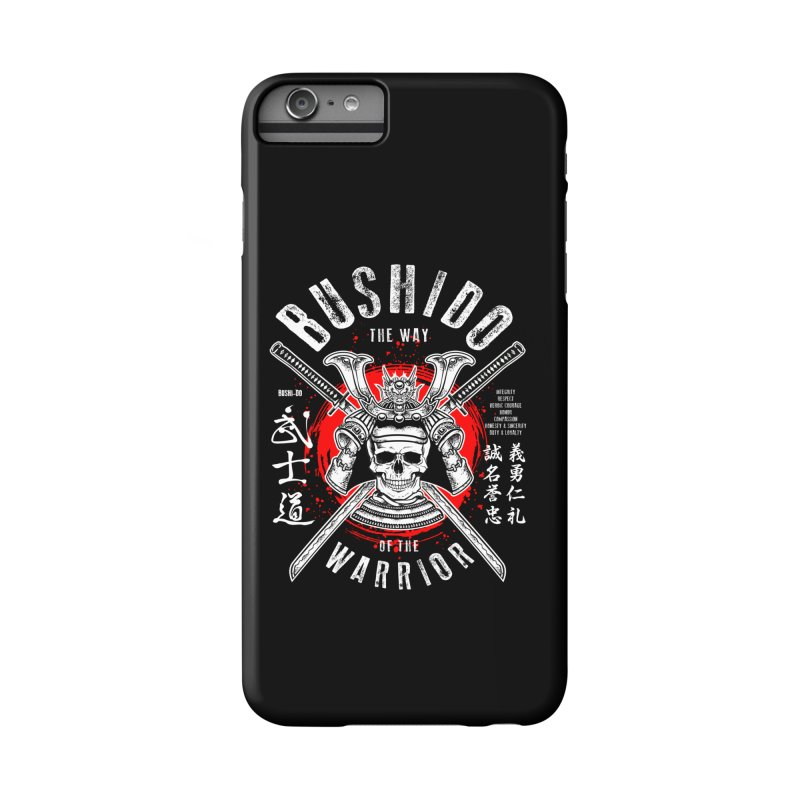 Bushido 1 Accessories Phone Case by HappyRonin's Artist Shop