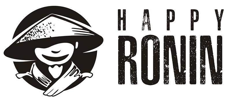 HappyRonin's Artist Shop Logo