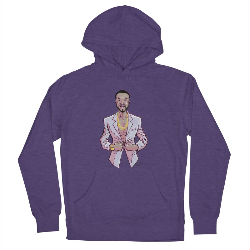 SecondFunniestComedianinTheWorld Men's French Terry Pullover Hoody by HarlemRiverYachtClub's Artist Shop