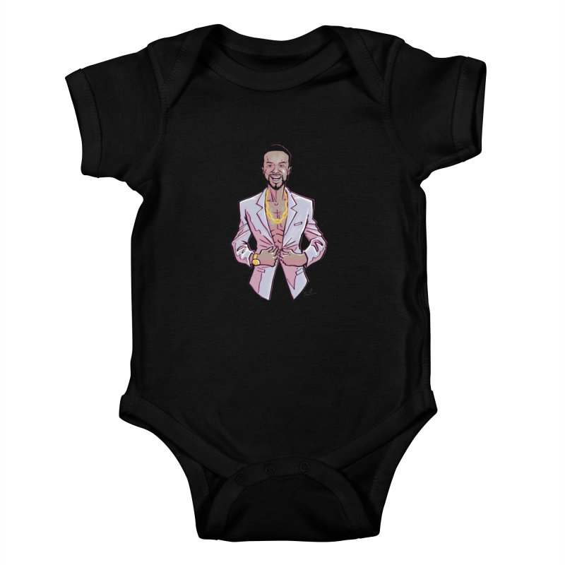 SecondFunniestComedianinTheWorld Kids Baby Bodysuit by HarlemRiverYachtClub's Artist Shop
