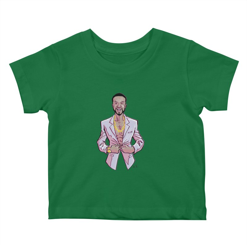 SecondFunniestComedianinTheWorld Kids Baby T-Shirt by HarlemRiverYachtClub's Artist Shop