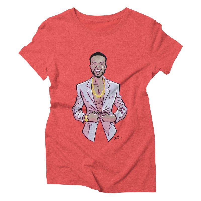 SecondFunniestComedianinTheWorld Women's Triblend T-Shirt by HarlemRiverYachtClub's Artist Shop