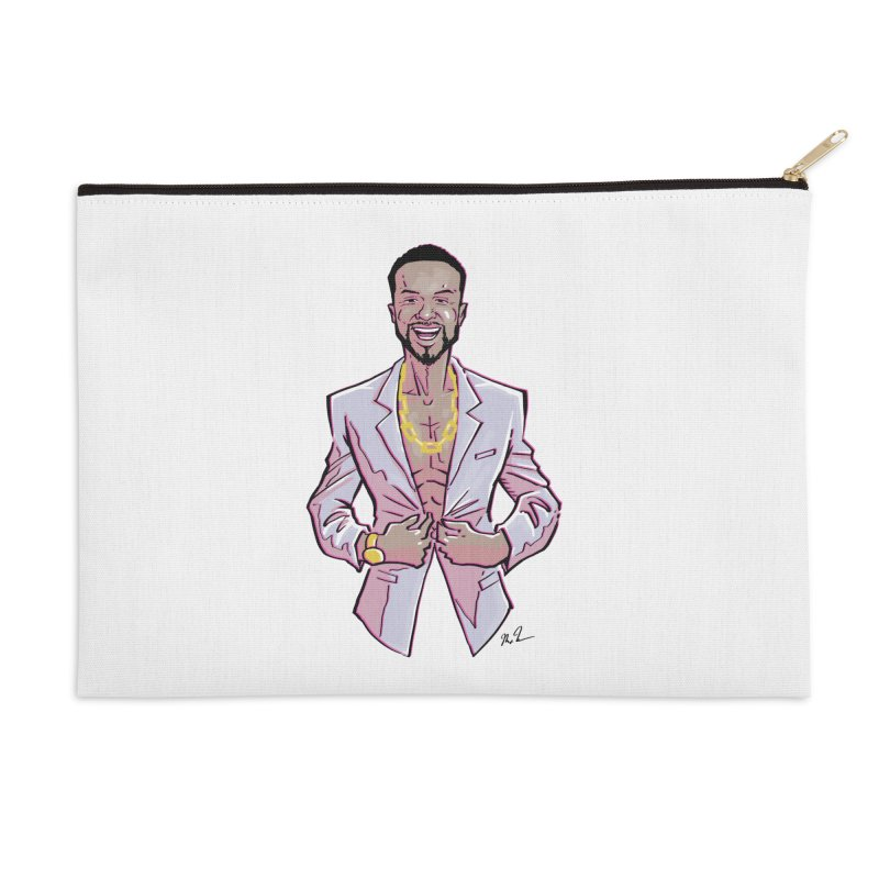 SecondFunniestComedianinTheWorld Accessories Zip Pouch by HarlemRiverYachtClub's Artist Shop