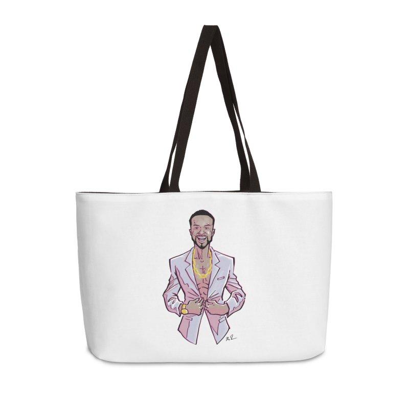 SecondFunniestComedianinTheWorld Accessories Weekender Bag Bag by HarlemRiverYachtClub's Artist Shop