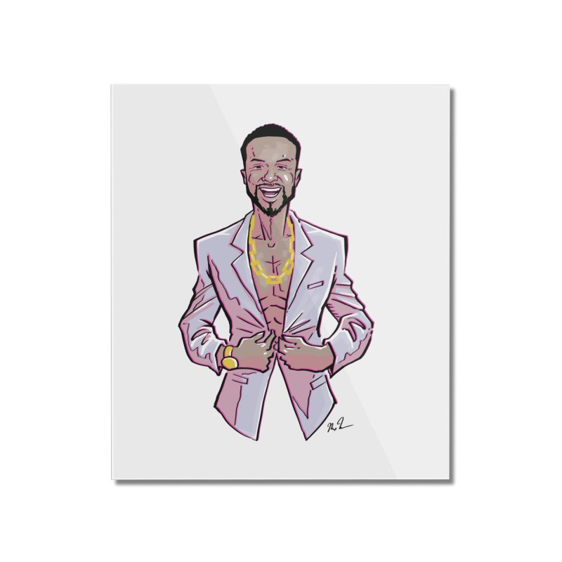 SecondFunniestComedianinTheWorld Home Mounted Acrylic Print by HarlemRiverYachtClub's Artist Shop