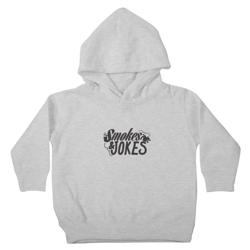 SmokesNJokes Kids Toddler Pullover Hoody by HarlemRiverYachtClub's Artist Shop