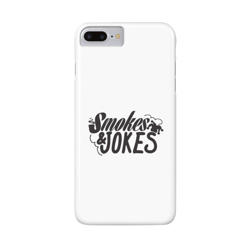 SmokesNJokes Accessories Phone Case by HarlemRiverYachtClub's Artist Shop
